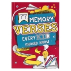 Book Softcover 77 Memory Verses Every Kid Should Know Cover Image