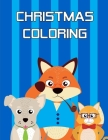 Christmas Coloring: Children Coloring and Activity Books for Kids Ages 2-4, 4-8, Boys, Girls, Christmas Ideals Cover Image
