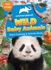 Animal Planet: Wild Baby Animals Coloring Book (Jumbo Coloring Book) Cover Image