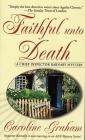 Faithful Unto Death: A Chief Inspector Barnaby Novel (Chief Inspector Barnaby Novels #5) Cover Image
