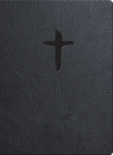 Kjver Gift and Award Thinline Personal Size Black Imitation Leather: King James Version Easy Read Cover Image