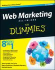 Web Marketing All-In-One for Dummies Cover Image