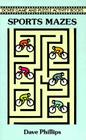 Sports Mazes (Dover Children's Activity Books) Cover Image