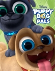 Puppy Dog Pals Coloring Book: Great Coloring Book for Kids and Fans - 44 Pages to Coloring - High Quality Images Cover Image
