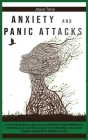 Anxiety and Panic Attacks: A self help guide to vagus nerve stimulation using mindfulness meditations to overcome anxiety in relationship, reduce Cover Image