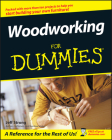 Woodworking for Dummies Cover Image