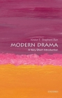 Modern Drama: A Very Short Introduction (Very Short Introductions) Cover Image