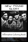 Affirmative Coloring Book: New Found Glory Inspired Designs Cover Image