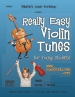 Really Easy Violin Tunes: for Young Students Cover Image