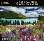 Cal 2020-National Geographic Most Beautiful Places on Earth Wall Cover Image
