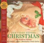 The Night Before Christmas: The Heirloom Edition Cover Image