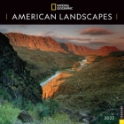 National Geographic: American Landscapes 2022 Wall Calendar Cover Image