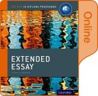 Extended Essay Skills and Practice Online Book: Oxford IB Diploma Programme Cover Image