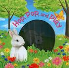 Hop, Pop, and Play: A Mini Animotion Book Cover Image