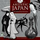 Artistic Japan: 300 Traditional Spot Illustrations [With CDROM] (Dover Pictorial Archives) Cover Image