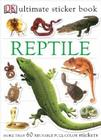 Ultimate Sticker Book: Reptile: More Than 60 Reusable Full-Color Stickers Cover Image