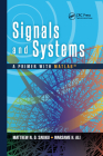 Signals and Systems: A Primer with Matlab(r) Cover Image