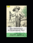 The Adventures of Huckleberry Finn: Annotated Cover Image