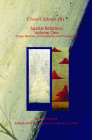 Spatial Relations. Volume One: Essays, Reviews, Commentaries, and Chorography Cover Image