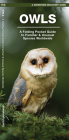 Owls: A Folding Pocket Guide to Familiar Species Worldwide (Waterford Discovery Guide) Cover Image