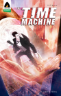 The Time Machine: New Edition (Campfire Graphic Novels) Cover Image