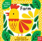 Baby's First Cloth Book: Farm Cover Image