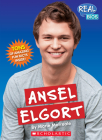Ansel Elgort (Real Bios) (Library Edition) Cover Image