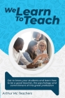 We Learn To Teach Cover Image