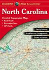 North Carolina Atlas & Gazetteer Cover Image