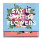 Say It With Flowers Greeting Assortment Notecard Box Cover Image