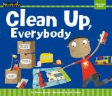 Clean Up, Everybody Shared Reading Book Cover Image