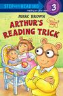 Arthur's Reading Trick [With Sticker(s)] Cover Image