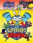 Superhero Stampede Cover Image