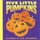 Five Little Pumpkins Cover Image