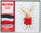 Olivia Lacing Cards Cover Image