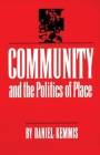Community and the Politics of Place Cover Image