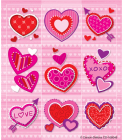 Valentines Prize Pack Stickers Cover Image