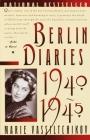 Berlin Diaries, 1940-1945 Cover Image