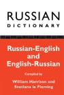 Russian Dictionary: Russian-English, English-Russian Cover Image
