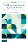 The History and Growth of Judicial Review, Volume 1: The G-20 Common Law Countries and Israel Cover Image