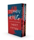 Stephen King Short Fiction Cover Image