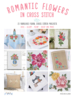 Romantic Flowers in Cross Stitch Cover Image