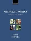 Microeconomics: Principles and Analysis Cover Image