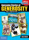 Awesome Stories of Generosity in Sports (Count on Me: Sports) Cover Image