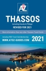 A to Z Guide to Thassos 2021, including Kavala and Philippi Cover Image