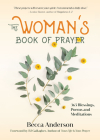 The Woman's Book of Prayer: 365 Blessings, Poems and Meditations (Daily Devotional for Women, Prayer Book for Women) Cover Image