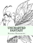 Uncharted Fantasy: A colouring book journey into a new world Cover Image