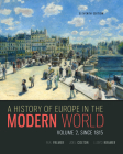 Combo: A History of Europe in the Modern World Vols.1 & 2 Cover Image