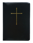 The Book of Common Prayer Deluxe Chancel Edition: Black Leather Cover Image