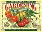 The Old Farmer's Almanac 2013 Gardening Calendar Cover Image